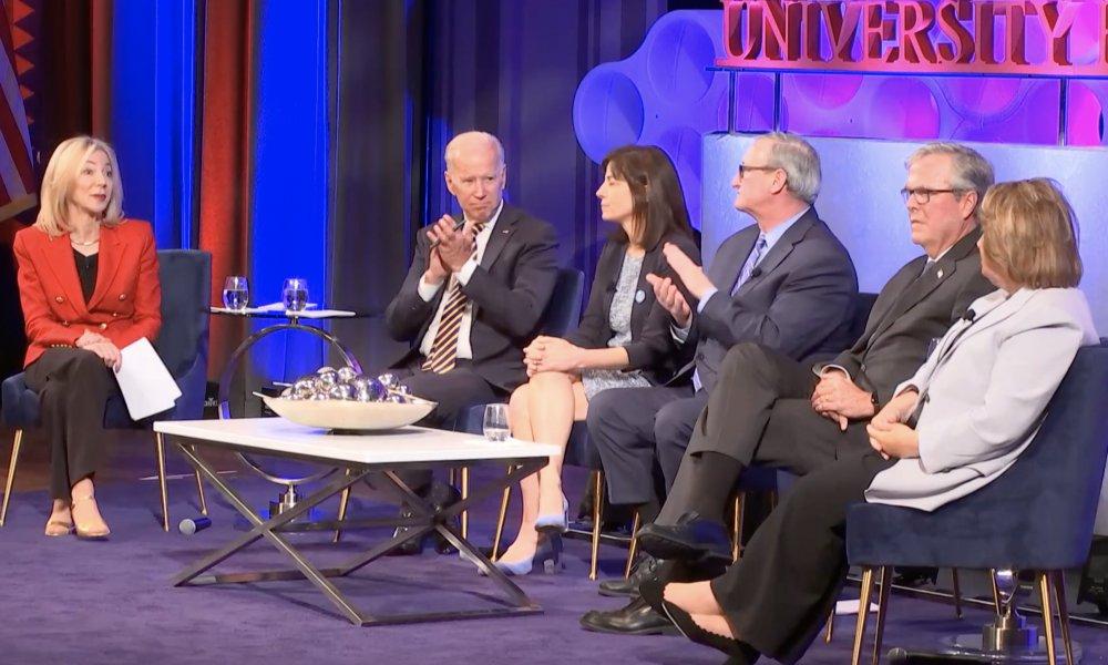 Joe Biden Applauds Anti-Marijuana Speech At Opioid Forum