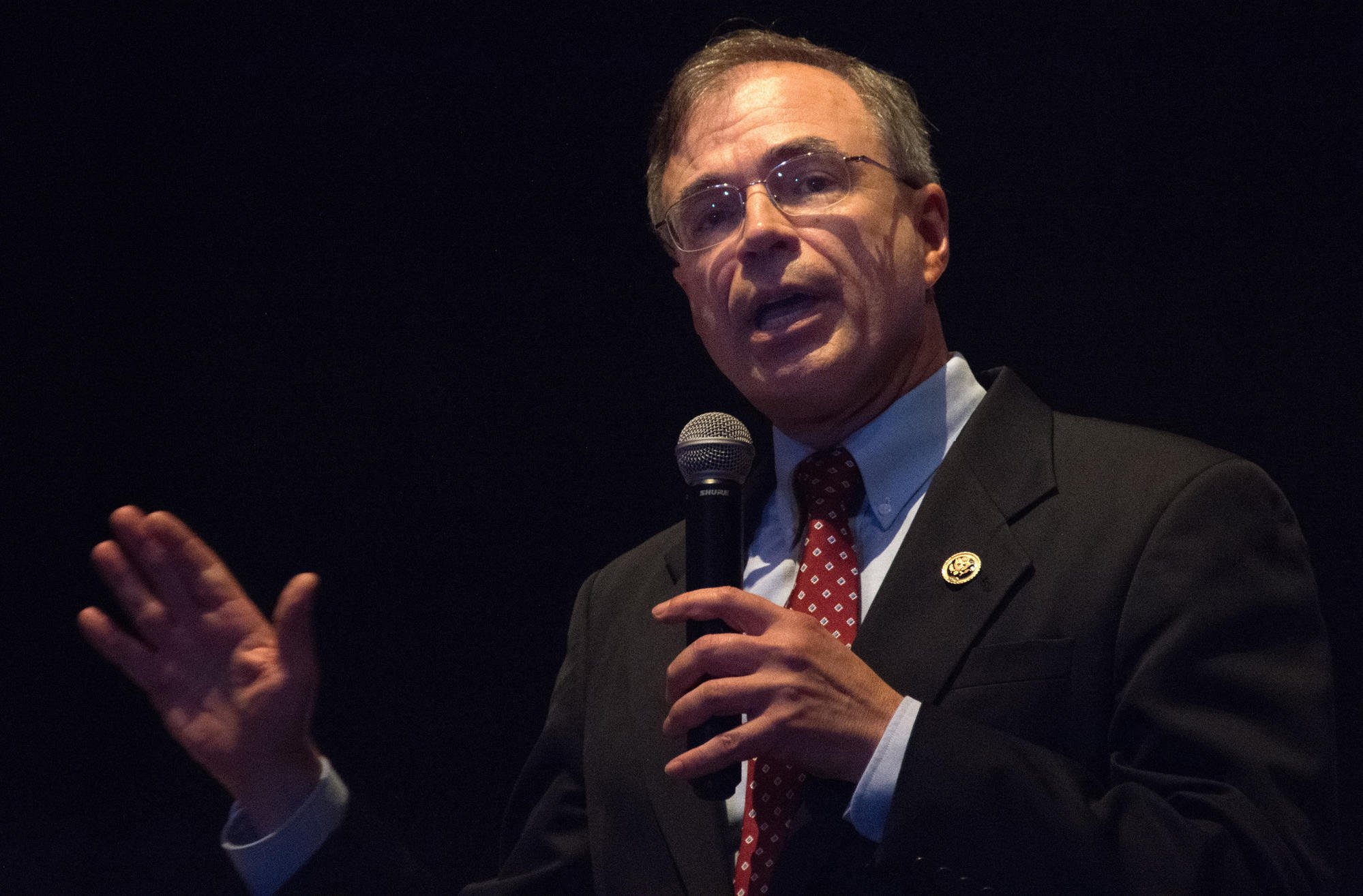 Maryland Rep. Andy Harris has become 'Public Enemy No. 1' for marijuana activists. How did it get so personal?