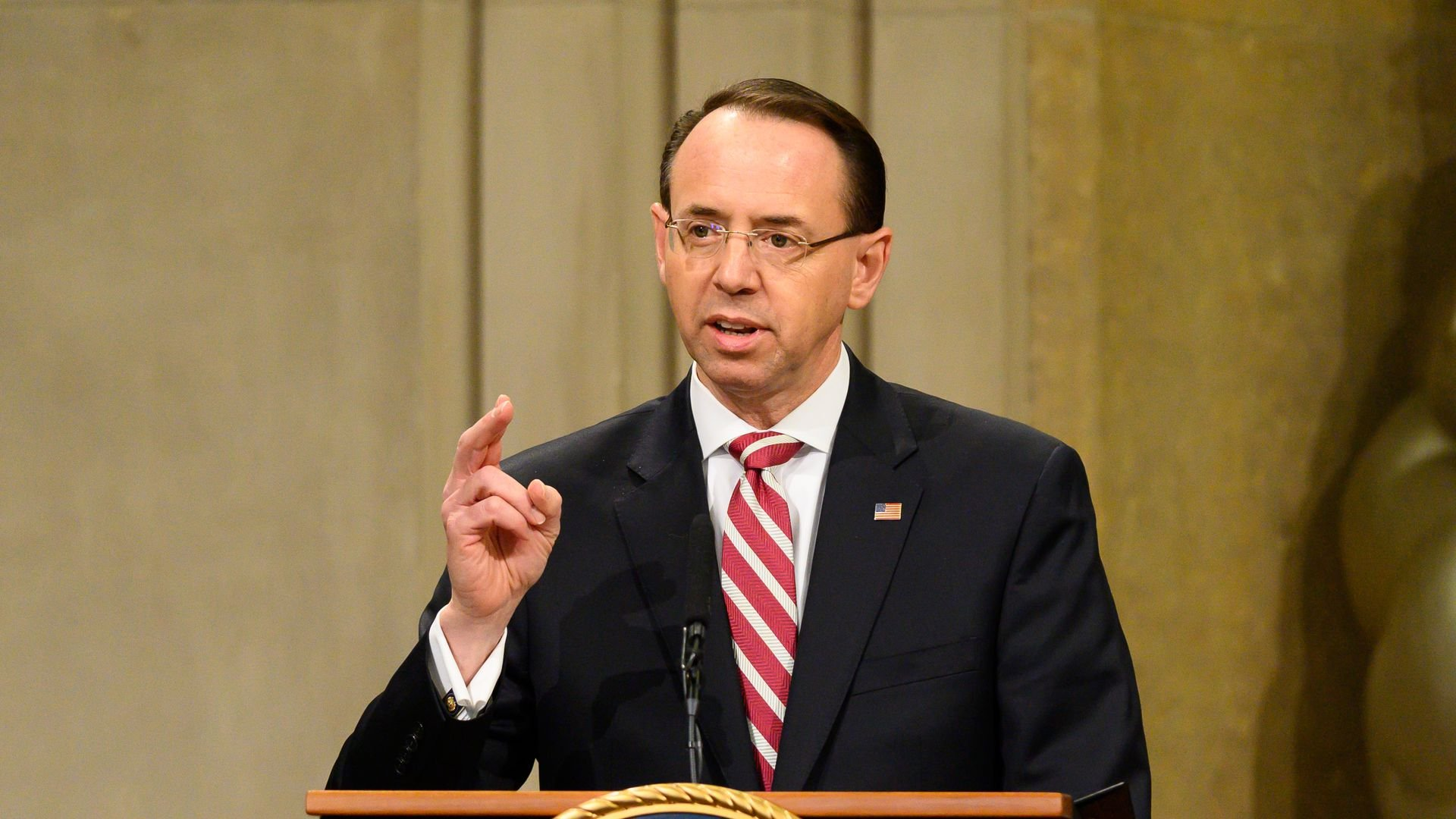 Rosenstein is out. Who would be the best possible replacement?