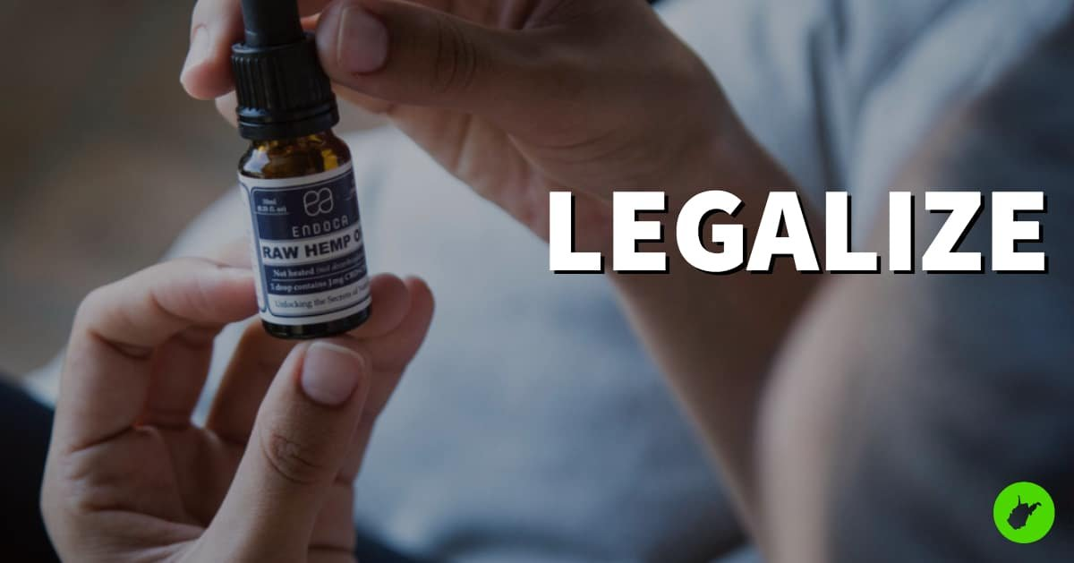 Signed as Law: West Virginia Maintains Legal CBD Sales Despite Ongoing Federal Prohibition