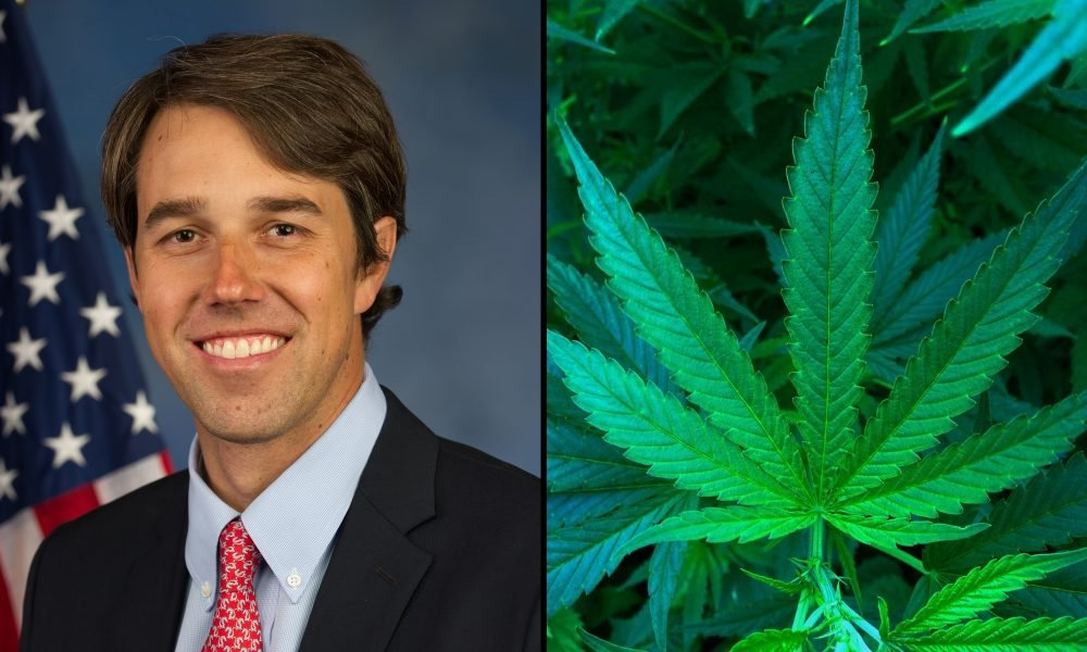 Where Presidential Candidate Beto O'Rourke Stands On Marijuana