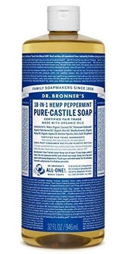 All One! All One! Soap Maker Dr. Bronner's Is Getting into the Cannabis Game