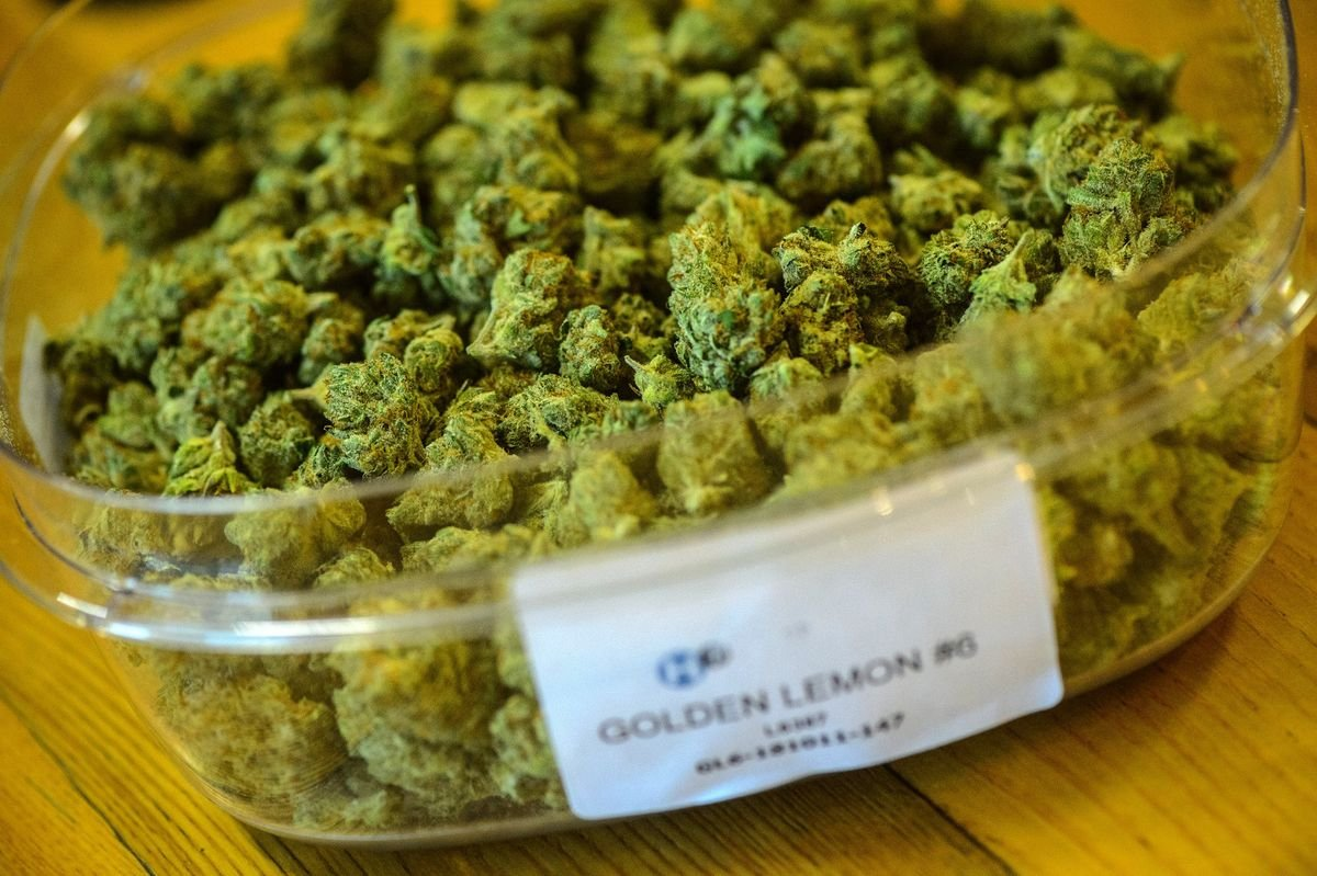 Connecticut legislators may vote to legalize marijuana in the next 3 weeks