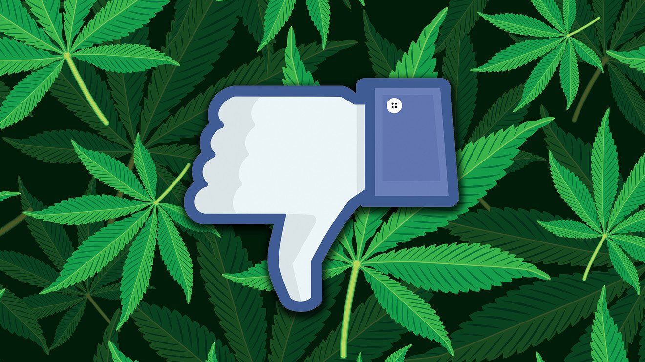Exclusive: Facebook will not allow marijuana sales on its platform