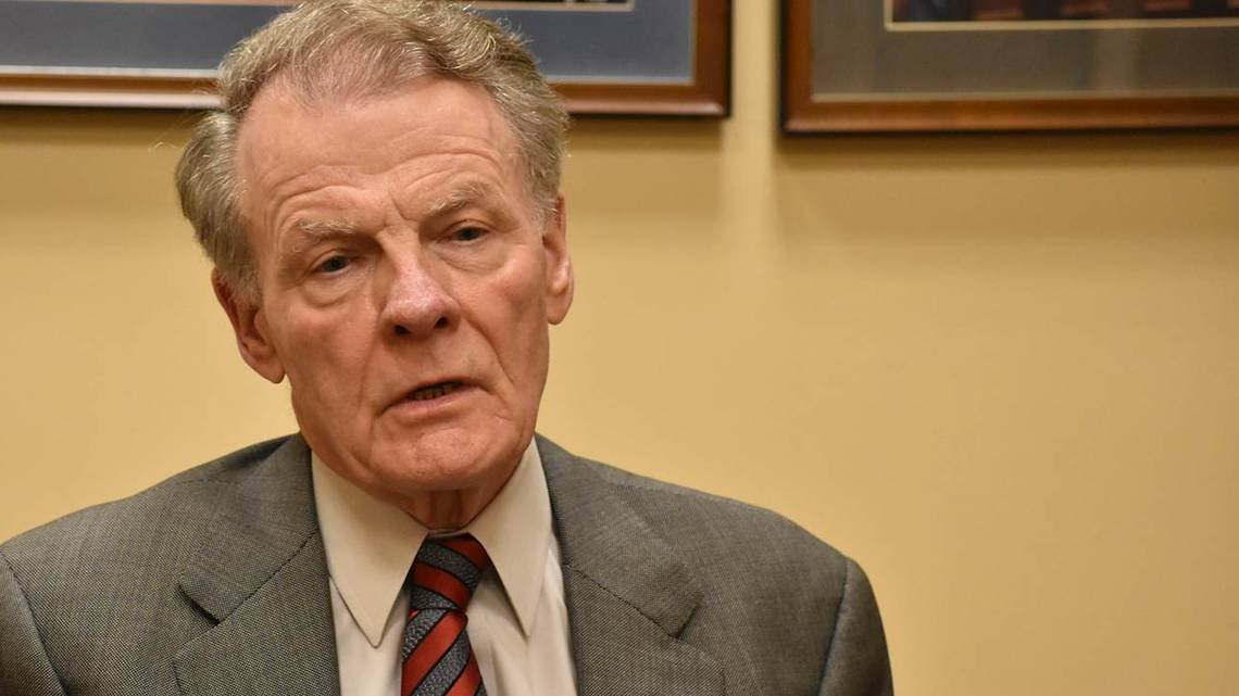 Illinois lawmakers have 21 days to legalize marijuana. Madigan says it might not happen.