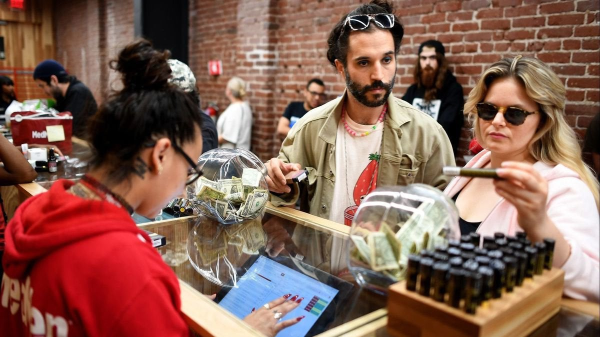 More cannabis shops in 'weed desert' cities? California lawmakers just sank that idea