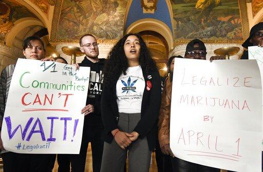 New Bill Legalizing Marijuana Introduced In New York Legislature