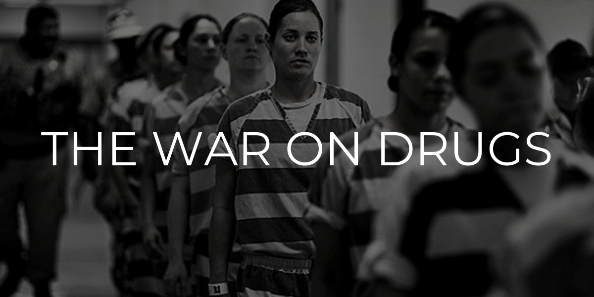 The Aftermath of the Failed War on Drugs and Steps to Recovery