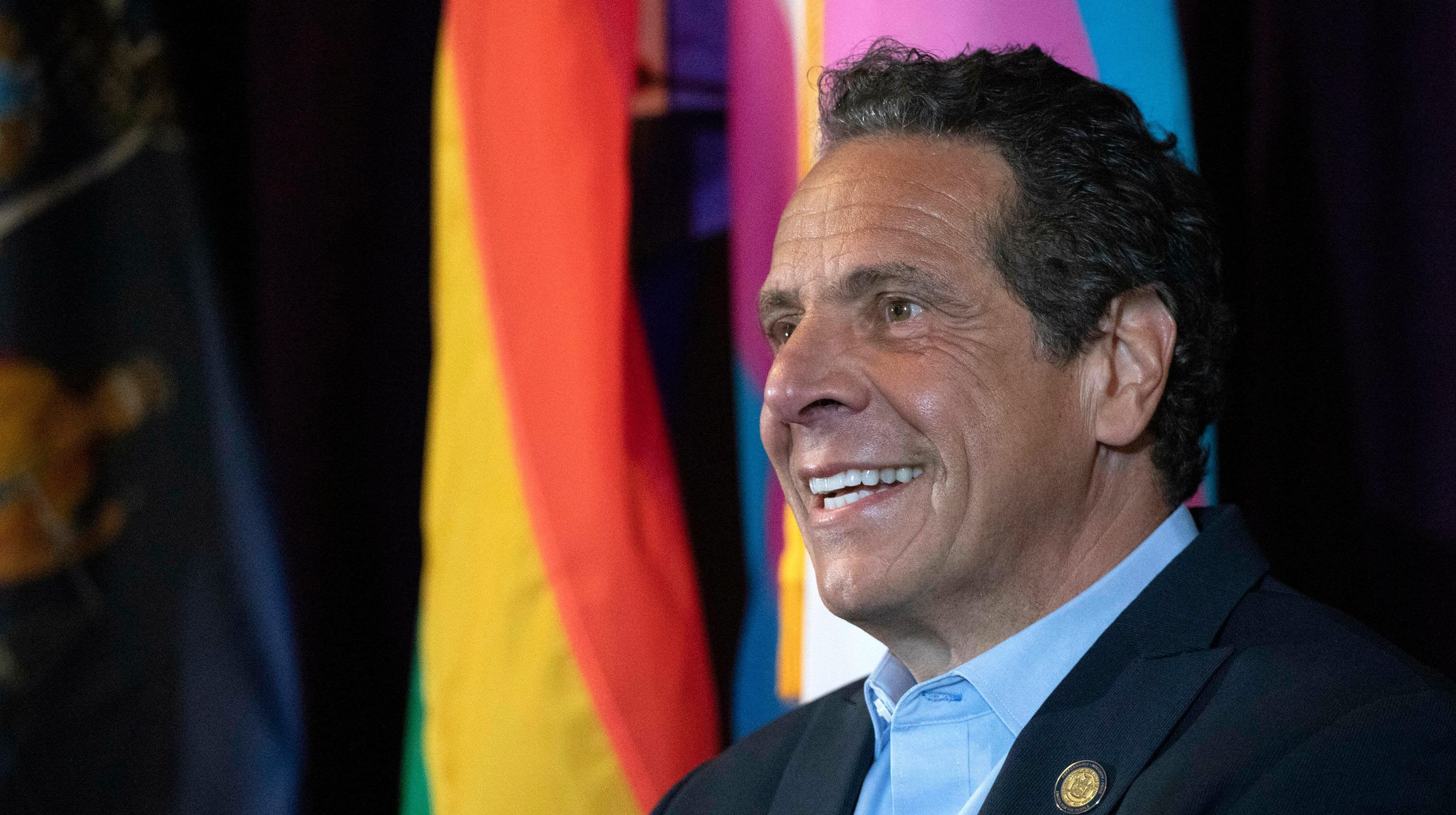 Cuomo: Dems 'should all be primaried' if they can't legalize pot, pass progressive agenda