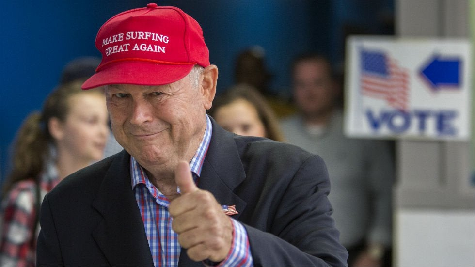 Former GOP Rep. Rohrabacher joins board of cannabis company