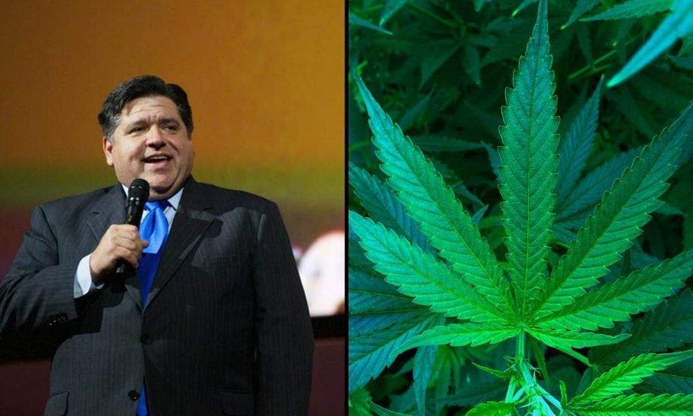 Illinois lawmakers send marijuana legalization bill to the Governor's desk