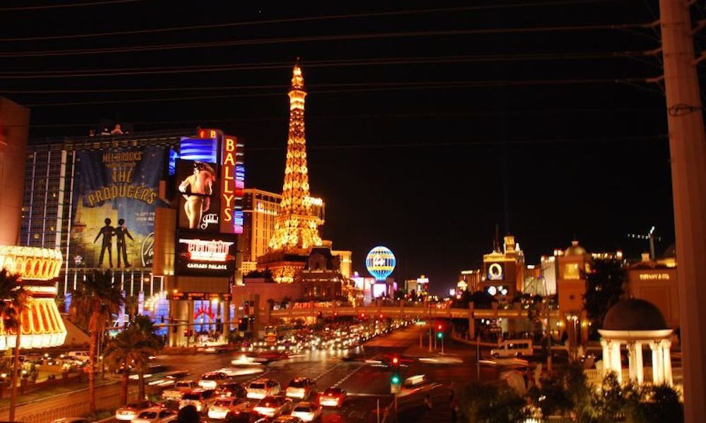 Nevada Blocks Las Vegas From Opening Cannabis Lounges Until 2021