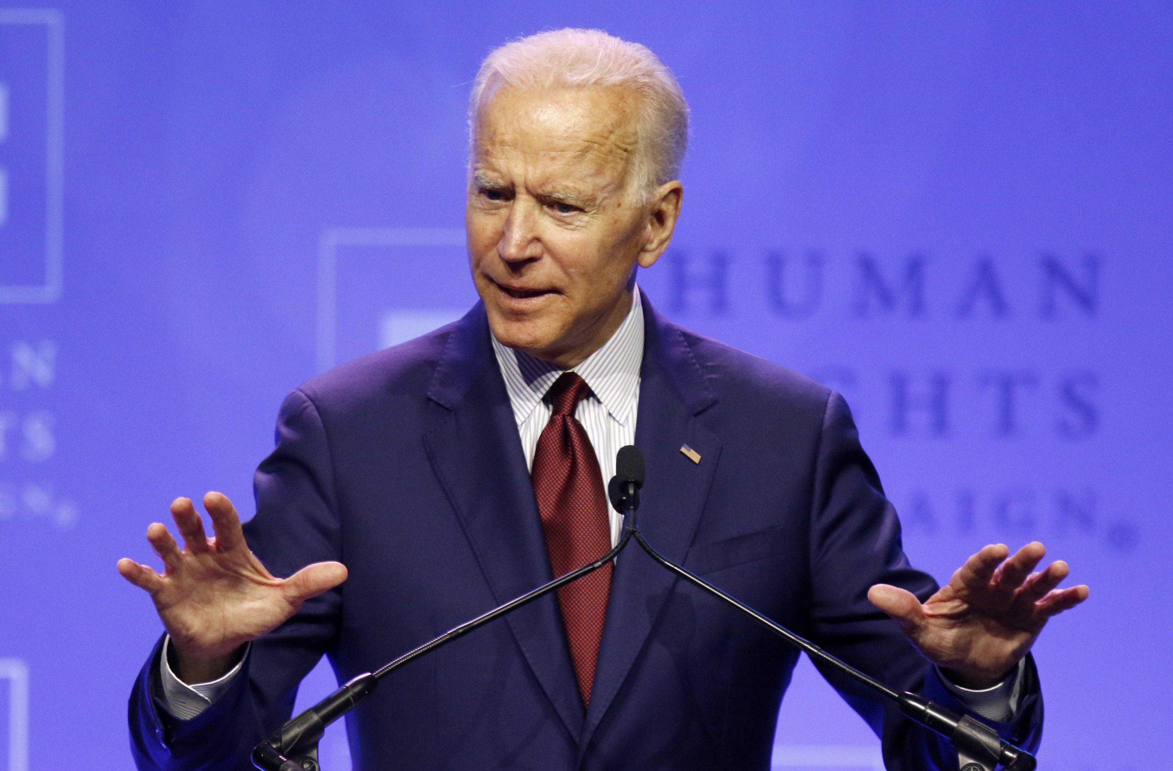 The Democratic Presidential Candidates Mostly Agree on Marijuana Legalization. The Exception? Joe Biden