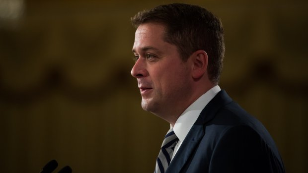 The leader of Canada's Conservative Party said he would not seek to overturn marijuana legalization and would move ahead with pardons for people convicted of cannabis offenses.