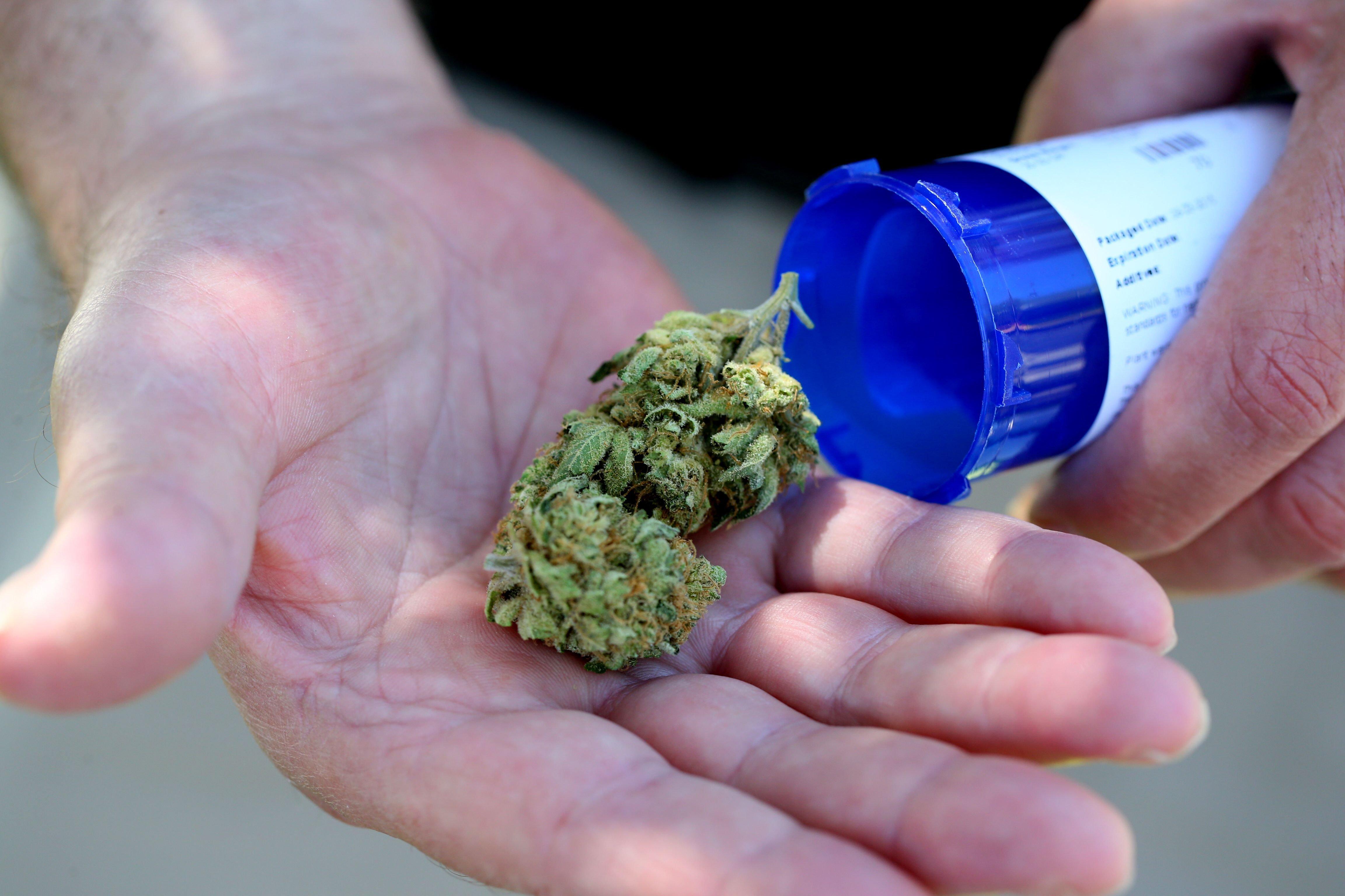 US lawmakers look to legalize pot in 'historic' marijuana reform hearing