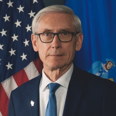 "Wisconsin Gov. Tony Evers (D) tweets, ""I'm all about connecting the dots. It's time to connect the dots between racial disparities and economic inequity by legalizing possession of small amounts of marijuana."